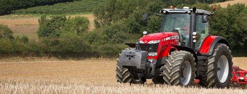 Tracteurs massey ferguson machinerie j n g th riault inc - Image de tracteur ...
